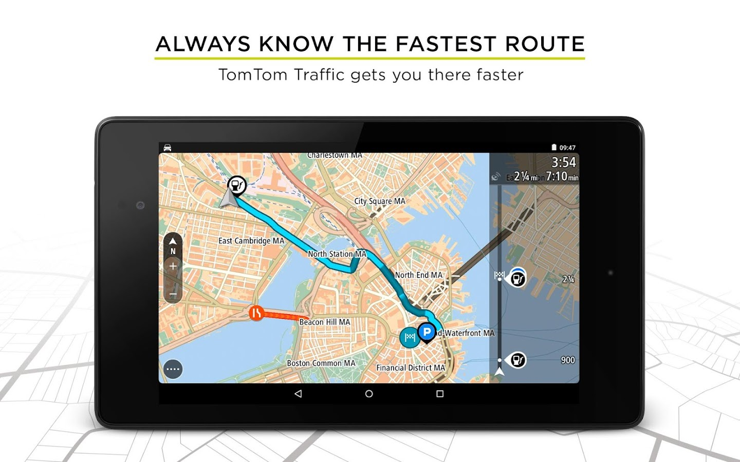TomTom GPS Navigation Traffic Screenshot 14