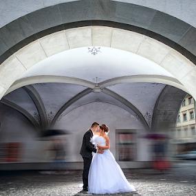 wedding by Dejan Nikolic Fotograf Krusevac - Wedding Bride & Groom ( vencanje, wedding, svadba, bride, groom, braut, hochzeit )