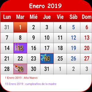 Chile Calendario 2019 For PC (Windows & MAC)