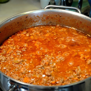 Italian Bolognese Ground Veal Sauce Recipes