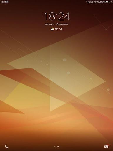 GO Locker - theme & wallpaper screenshot 7