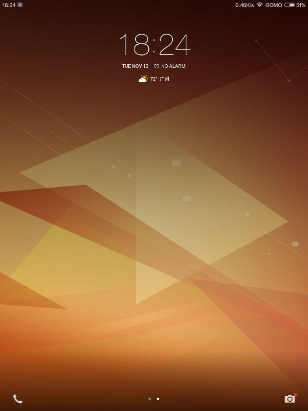 GO Locker - theme & wallpaper Screenshot 6