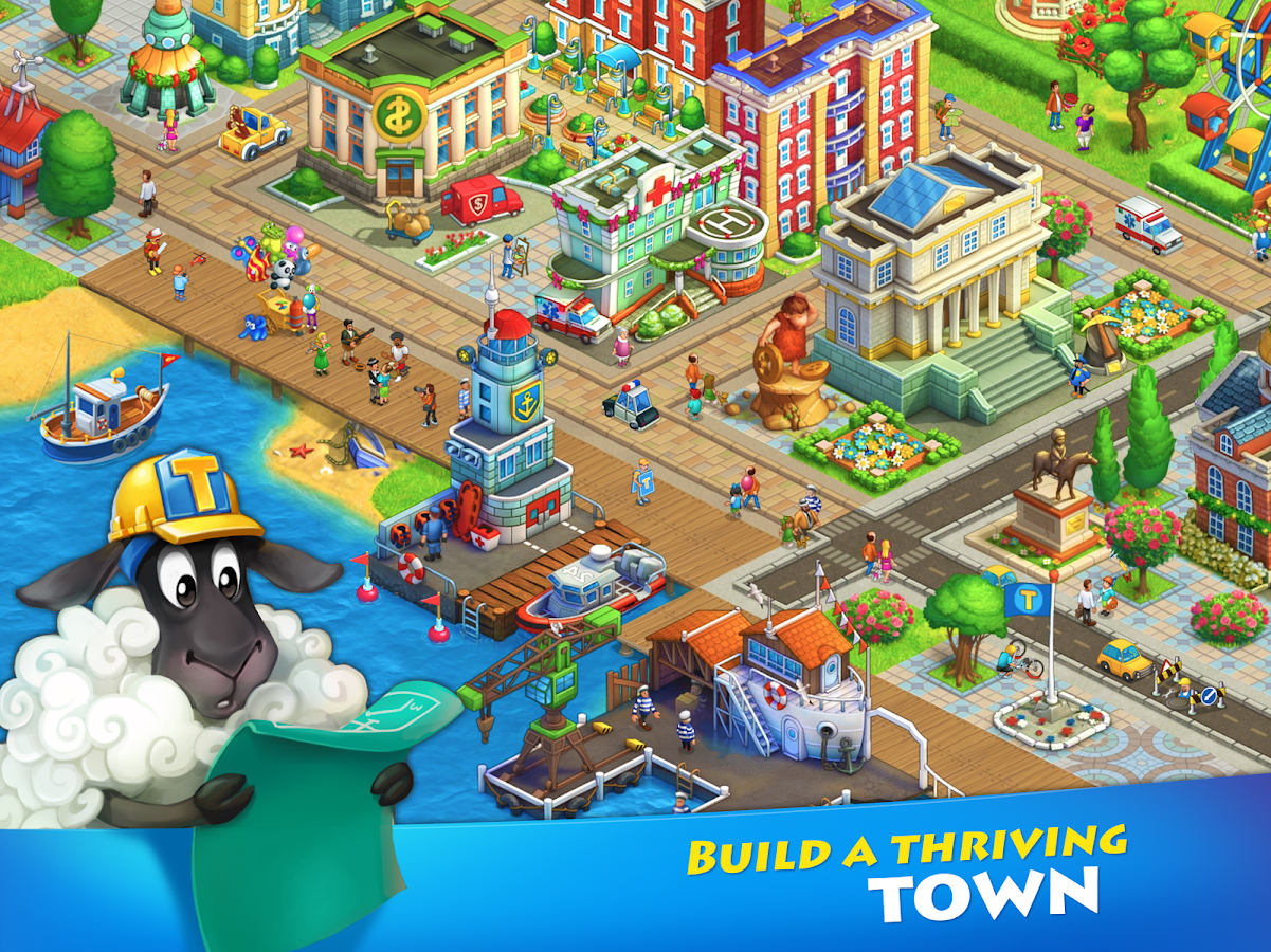 Township Screenshot 7