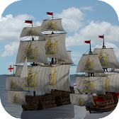 Naval Battle: 17th Century APK Icon
