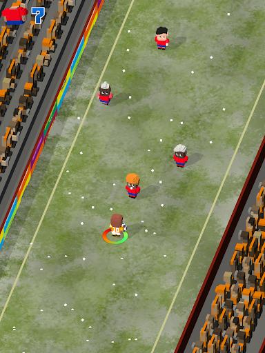 Blocky Soccer screenshot 11