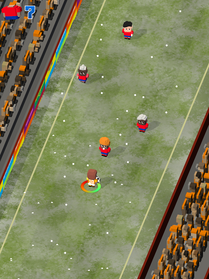 Blocky Soccer Screenshot 6