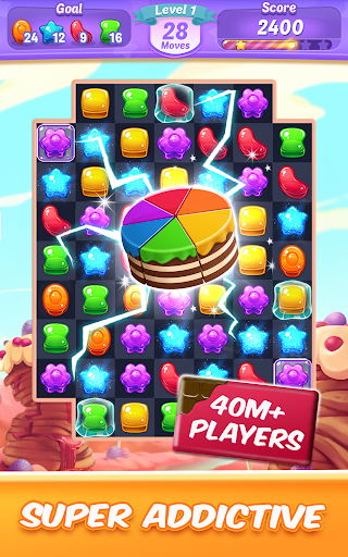 Cookie Crush Match 3 Apk Download Free for PC, smart TV