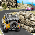 Jeep Parking 4x4
