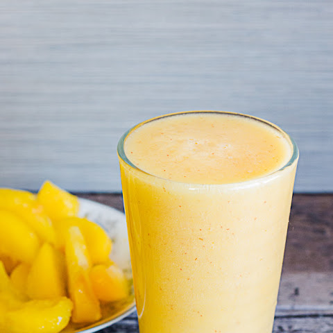 Lemon Peach Smoothie