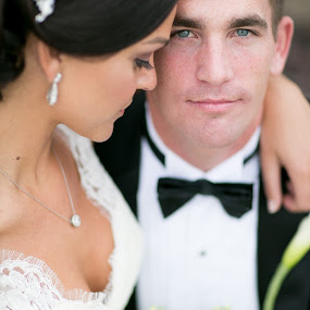Him by Drew Noel - Wedding Bride & Groom ( drew noel photography )