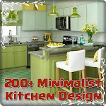 Minimalist Kitchen Design APK Image