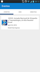 Ortopedia 2015 - screenshot