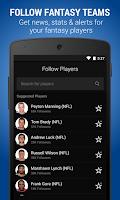 Screenshot of theScore: Sports & Scores