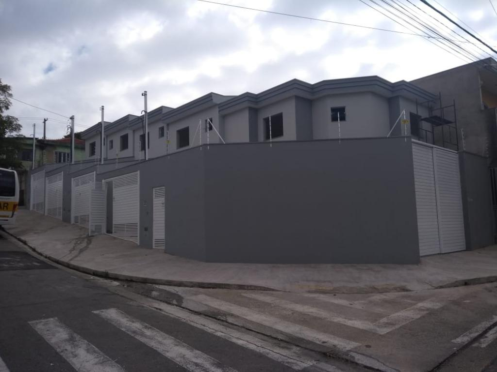 Sobrado Parque Capuava Santo André