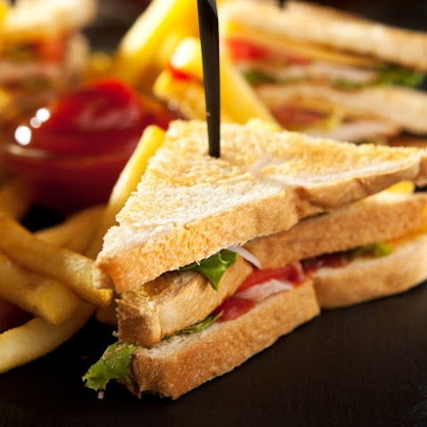 Contemporary Club Sandwich