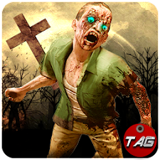ZOMBIE HUNTER RUN 3D