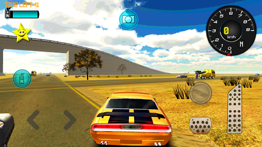 Rally Racer Usa - screenshot