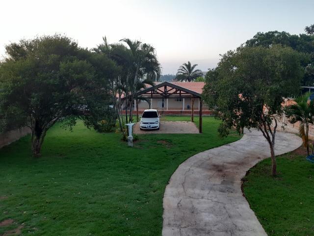 Chácara com 2 dormitórios à venda, 1000 m² por R$ 743.200 - Jardim Boa Vista - Hortolândia/SP