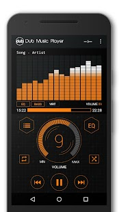 dub music player + equalizer android apps on google play