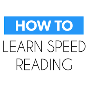 How To Learn Speed Reading