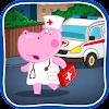 응급 병원 : 어린이 의사 대표 아이콘 :: 게볼루션