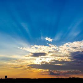 Sunset by Alexandru VA - Landscapes Sunsets & Sunrises