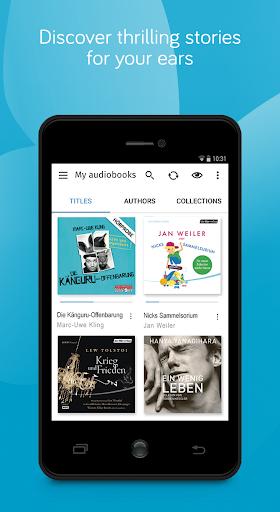 tolino e-book reading app - books reader screenshot 7