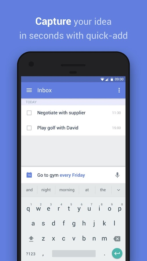 TickTick: To-do List, Reminder Screenshot 5