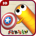 Slither Snake Superhero.IO APK for Bluestacks