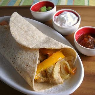 Low Sodium Chicken Fajitas Recipes