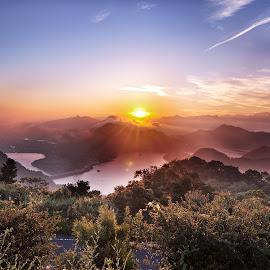 by Novel Ramadhani - Landscapes Sunsets & Sunrises