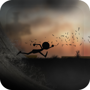 Simple atmospheric runner APK Icon