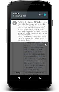 Verse Popup (PRO):Bible Notif. - screenshot