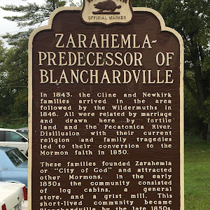 In 1843, the Cline and Newkirk families arrived in the area followed by the Wildermuths in 1846. All were related by marriage and drawn here by fertile land and the Pecatonica River. Disillusion with ...