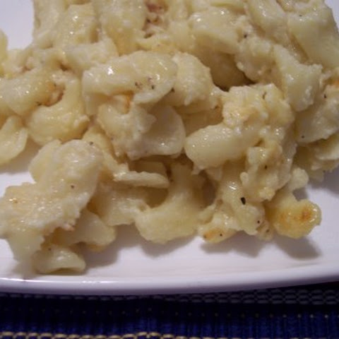 Baked Macaroni and Cheese – 5 Points +