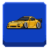 Free Pixel Car Racer APK for Windows 8