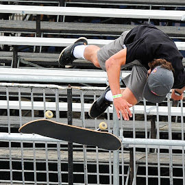 by Terry DeMay - Sports & Fitness Skateboarding (  )