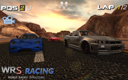 WRS Racing -GT - screenshot