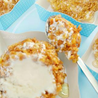 Ice Cream Bombe Desserts Recipes