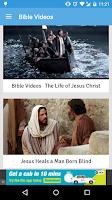 Screenshot of Bible Videos