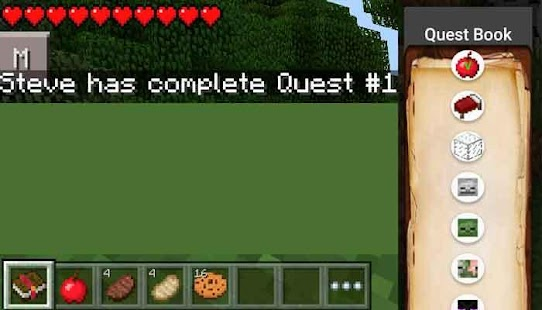 Quest Book Mod Guide - screenshot