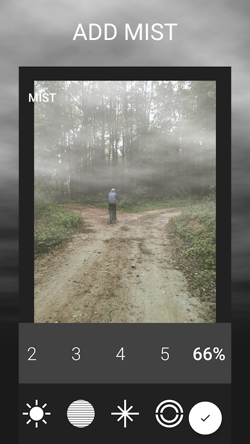 Ydust - Photo Effects Screenshot 1