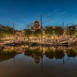Dordrecht historic city centre by Henk Smit - City,  Street & Park  Historic Districts