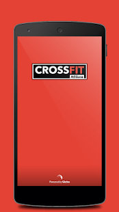 Crossfit Athlone - screenshot