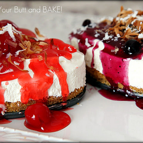 The Perfect No Bake Cheesecake