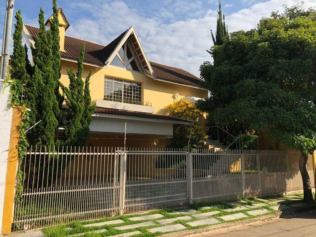 [Casa com 3 dormitórios para alugar - Jardim das Samambaias - Jundiaí/SP]