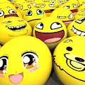 Download Funny Smile Emoji APK to PC