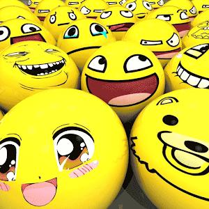 Смешные улыбка