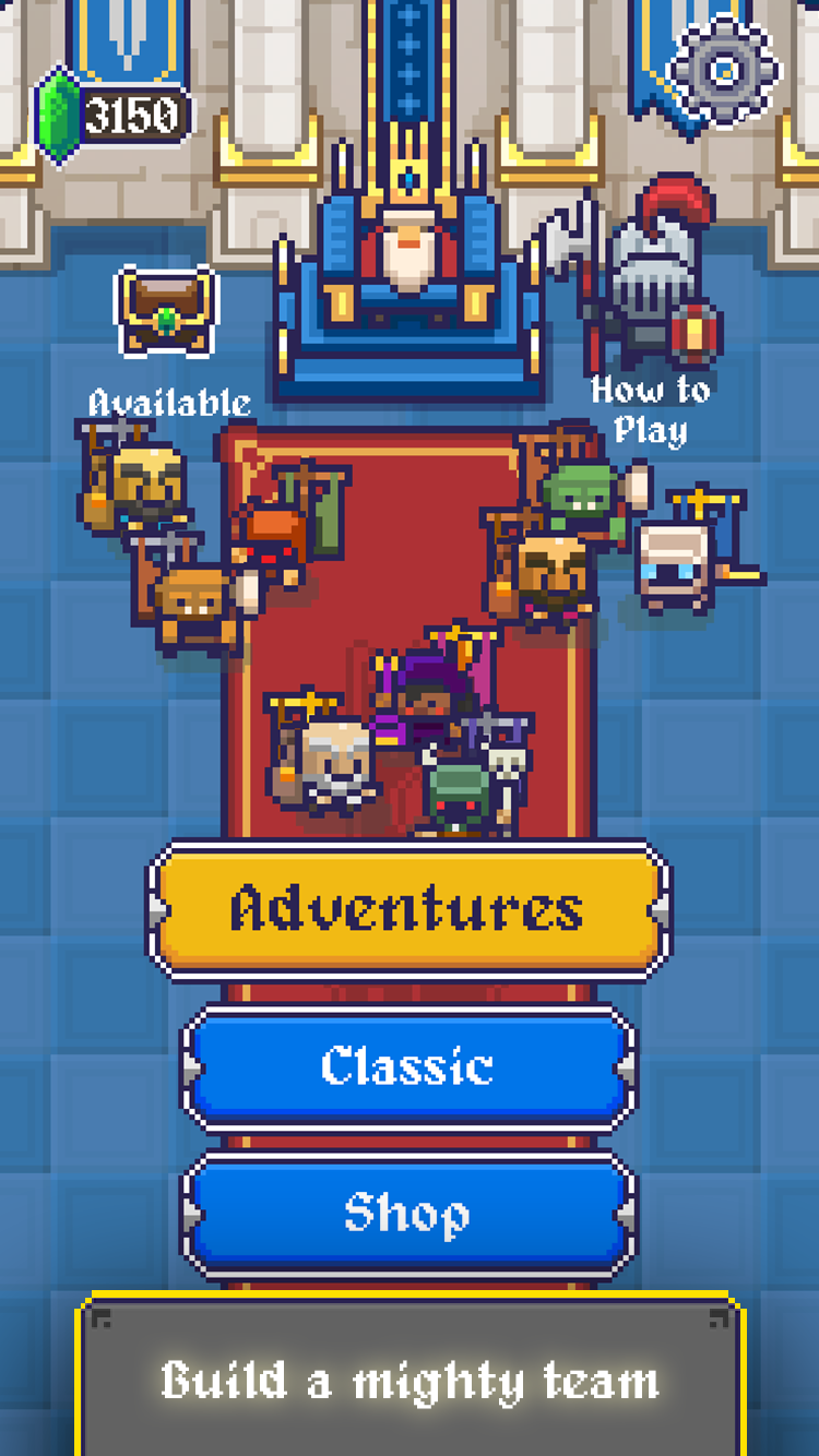 King Crusher – a Roguelike Game Screenshot 17