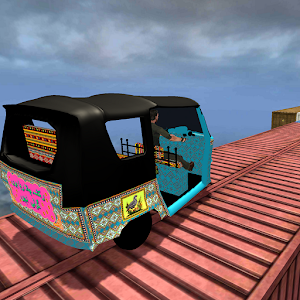 Download Auto Rickshaw Impossible Tracks For PC Windows and Mac